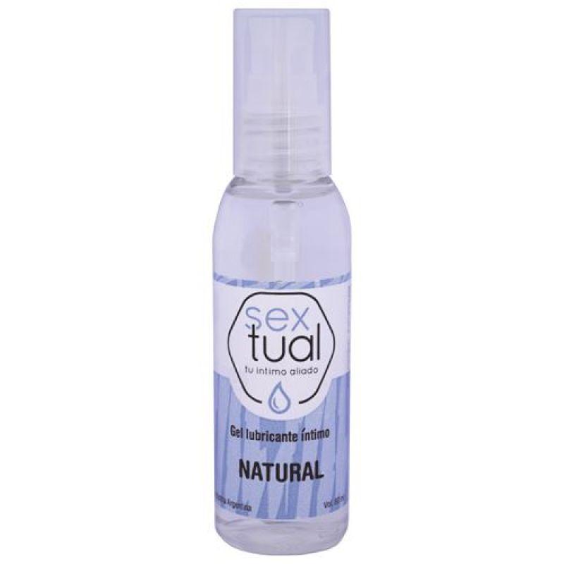 Lubricante Natural 80 ml.