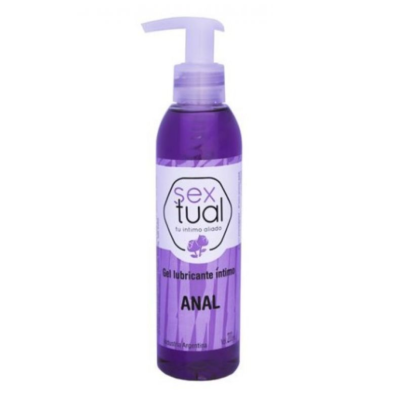 Lubricante Sextual Anal 200 ml.