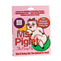 Ms. Piglet Party Pig-0