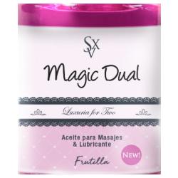 Aceite & Lubricante Magic Dual Frutilla-1