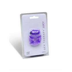 Anillo con Vibro Púrpura-1