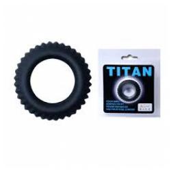 Anillo  Erector Titan Azul-0