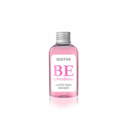 BE Aceite para masajes con feromonas 60ml-0