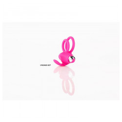 Bunny ring pink -0