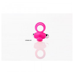 Bunny ring pink -1