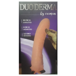 Duo Derma Pellizcable Banana-0