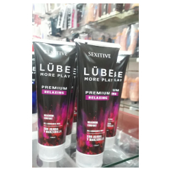 Lubricante Anal LUBE PREMIUM Relaxing-1