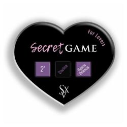 Secret Game- Juego de dados-0