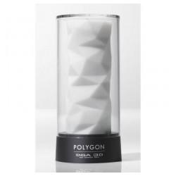Tenga polígono 3D-0