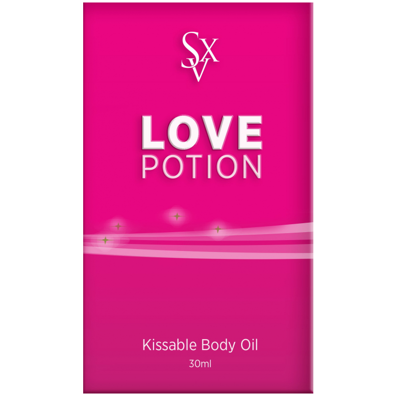 Aceite Comestible Love Potion Chocolate  30 ml