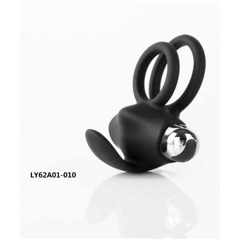 Bunny anillo vibrador Usb