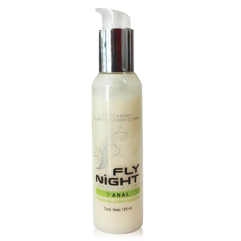 Lubricante Intimo Anal Sex 125Ml. Fly Night